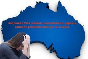 Australian visa appeals & reviews